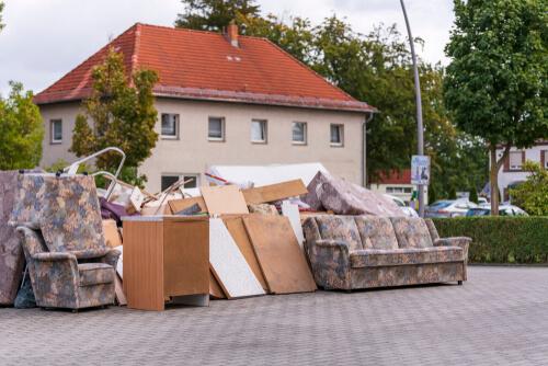 Abfall-Taxi Entsorgung im Aargau