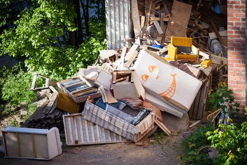 Hausräumung- Wohnungsräumung