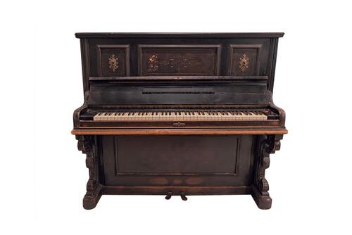 Klavierentsorgung oder Einlagern