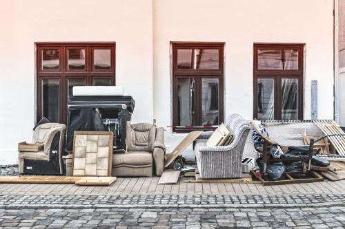 Möbel entsorgen Aargau